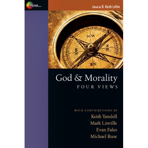 god and morality four views