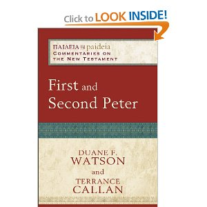 paideia 1 and 2 peter commentary