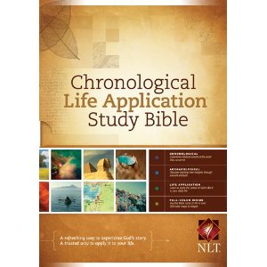 chronological life applicaiton study bible