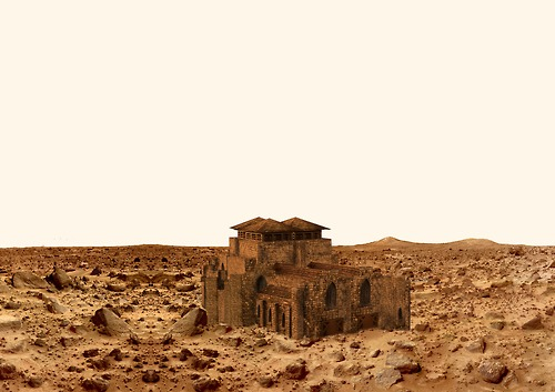 first church of mars