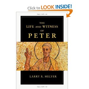 life and witness of peter