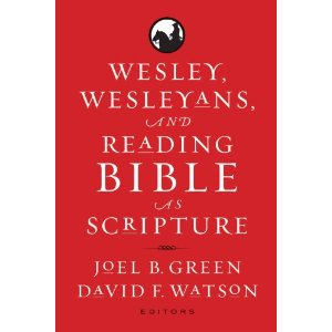 wesley, wesleyans and reading bible